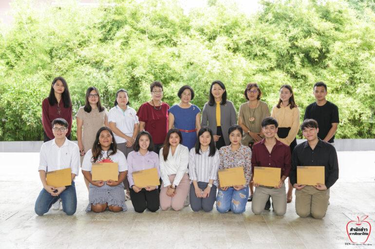 สถาบันจีน-ไทย ม.รังสิต ให้โอวาทนักศึกษาทุน พร้อมศึกษาต่อจีน