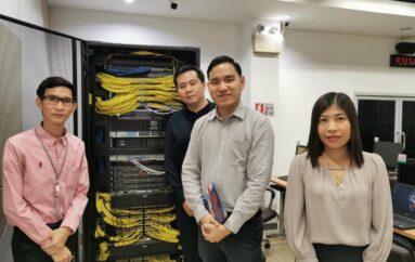 จีอีสวนสุนันทาพัฒนาระบบยุคใหม่รองรับการเรียนการสอน