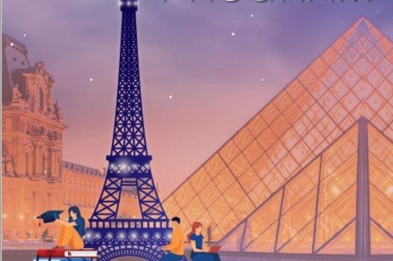 ทุนสถานทูตฝรั่งเศสประจำประเทศไทยให้ไปเรียนป.โท-เอก เรียนฟรีมีเงินเดือนพร้อมสวัสดิการ