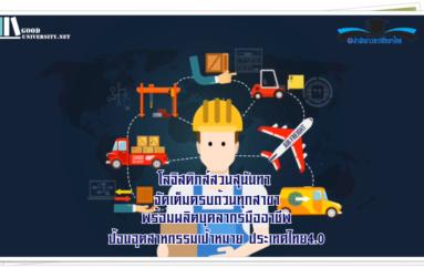 จัดว่าเด็ด!ชมคลิปโลจิสติกส์สวนสุนันทา  จัดเต็มครบถ้วนทุกสาขา พร้อมผลิตบุคลากรมืออาชีพป้อนอุตสาหกรรมเป้าหมายประเทศไทย4.0